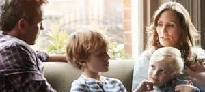 How To Talk To Your Child About A Divorce