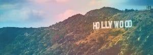 celebrity hollywood sign