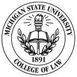 MSU College of Law Logo